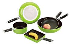 Non-Stick Cookware Set K12set-21 (het gebraden gerechtpan van de sauspot/sauspan/wok pan/vierkante pan)