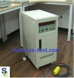 使用された調整された単一フェーズの実験室の電源3kw 4kw 5kw