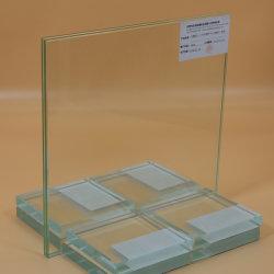 デコレーションフレームレスウルトラクリア強化積層安全ガラスレールパネル