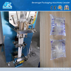 Sachet de machine de remplissage de l'eau/sac de plastique de l'équipement de remplissage de l'eau