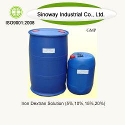 Eisen-Dextran-Lösung 5%, 10%, 15%, 20%