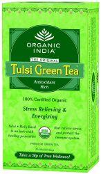 Câmara dupla Adelgaçante Verde saquinhos de chá OEM