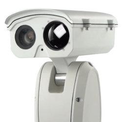 Termografia impermeabile Video e HD Video PTZ a due canali Fotocamera