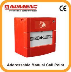 Chaud! Point d'appel manuel réinitialisable (660-001)
