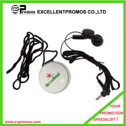 Bal van de veenmol vormde MiniRadio met Oortelefoon en Neckrope (EP-R7010)