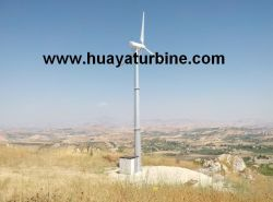 Turbina eólica de tono variable 20kw 30kw a 50kw a 60kw