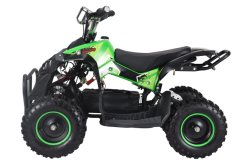 Новый 800W 12AH/ 4 Колеса напрямик мощных электрических ATV 2021