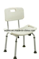 Cadeira de duche Non-Slip dobrável de alumínio (ALK402L)