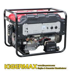 0,65 kw 1 kw 2kw 3kw 5 kw 6 kw 7 kw 8 kw 9 kw 10kw 12kw 15kw électrique de l'essence portatif de démarrage manuel de l'Essence Gaz Groupe électrogène de puissance
