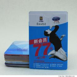 주문 인쇄 표준 크기 PVC VIP IC 카드