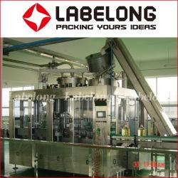 Automatische 2 in 1 Eetbare Machine van het Flessenvullen/het Bottelen/van de Verpakking van /Glass van het Huisdier van de Olie van /Cooking /Olive