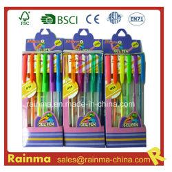 L'encre gel Stylo en plastique d'emballage du papier