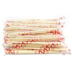 Het concurrerende Bamboe van de Plastic Koker van de Prijs om Eetstokjes