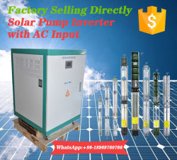 Ohne Kaldaunen-Phasen-Pumpen-Inverter des Batteriereservesystem-440V-460V mit Wechselstrom eingegebenem wahlweise freigestelltem
