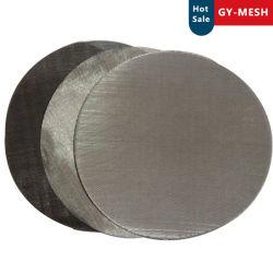 Aço inoxidável/Tecidos de malha de arame/Malha do Filtro/pano industrial