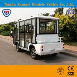 중국 Zhongyi 고급 6인승 소형 전동 휠체어 관광 차량
