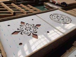 201 316 304 Laser-Schnitt-Höhenruder-Decken-Edelstahl-dekoratives Blatt