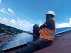 Erneuerbare Energie Solar Electric Plant 6kw Home Solar Panel System Mit Akkuladegerät