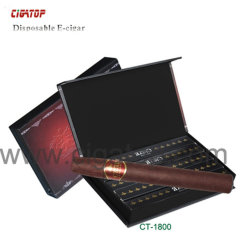 1500 Hauch-wegwerfbare elektronische Zigarre (CT-1800)