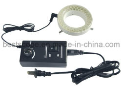 Microscópio estéreo Bestscope Acessórios, luz circular LED de alto brilho BAL-8