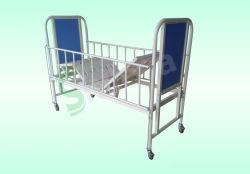 Enfants Lit haut Rail Hospital Medical bébé lit de soins infirmiers (SLV-B4207)
