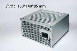 2u Mini-Itx serveur compact de bureau CAS, châssis de montage en rack, le PC industriel cas Eki-M2