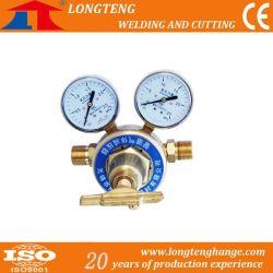 高圧酸素およびアセチレンガスの調整装置