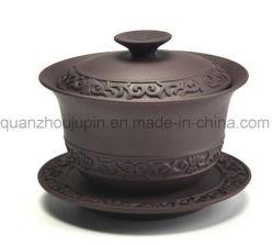 Venta caliente OEM de artesanía de cerámica de porcelana taza de té