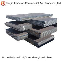 HrのCrの炭素鋼のコイルS235 Q235 Ss400の熱間圧延の鋼板シート