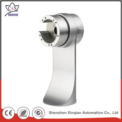 Kundenspezifische Präzision Aluminum6061t6/7075t6 zerteilt /CNC, welches die Präge-/drehenteile maschinell bearbeitet