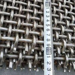 Fornitore tessuto unito resistente della Cina della rete metallica di Yq
