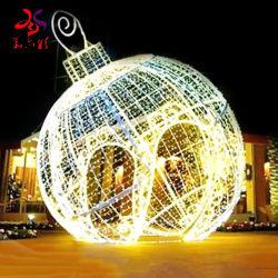indicatore luminoso decorativo di motivo di natale o di festival di 3D LED