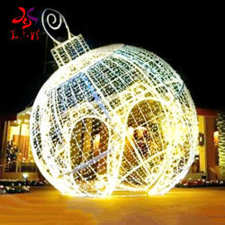 3D LEDのクリスマスまたは祝祭の装飾的なモチーフライト