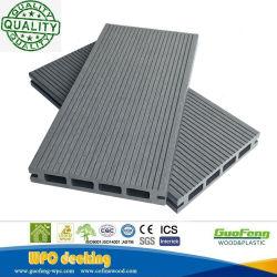 Durável com preço baixo Madeira composto de plástico WPC Board piso em deck