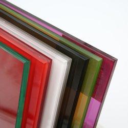 전기 색을 칠하는 유리제 바꿀 수 있는 유리제 고품질 저가 Windows Tempered 지능적인 유리