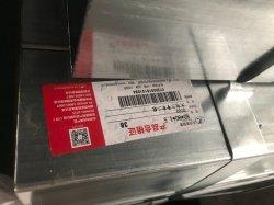 La norma EN10255 de tubo galvanizado corrugado de gran diámetro del tubo de acero Corten