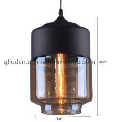 Новейший дизайн Vintage Hotel E27 современных простые стекла тени металлическое основание светодиодный индикатор на прикроватном мониторе настольный светильник для продажи