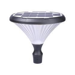 30W는 온난한 백색 옥외 정원 태양 강화한 LED 야드 정원 빛을 도매한다