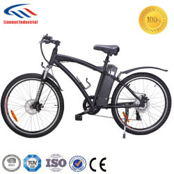 China 26-Zoll-Lithiumbatterie Mountain Electric Bike/Bicycle