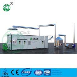 Micro-ondes stérilisateur à vapeur de la machine pour désinfection des déchets médicaux