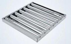 Filtro de espessura de aço inoxidável Frame inoxidável para Sistema de Ventilação de Cozinha