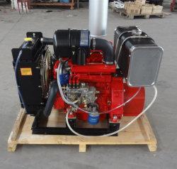 워터 펌프용 고성능 빨간색 3000rpm 디젤 엔진 세트 및 소방 펌프 세트