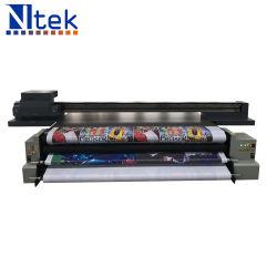 Гибридный принтер и рулона в рулон принтер