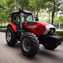 China directamente de fábrica de gran tamaño de alimentación de 100HP HP HP 150 120 130 HP de 160 HP 180HP 200HP 210HP 220CV 4WD de tractores agrícolas agricultura