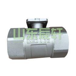 Sdchenxuan HVACシステムVg61電気アクチュエーター真鍮の球弁2の方法Dn20はファンコイルの単位のための球弁にモーターを備えた