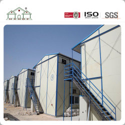 Modern Sandwich Panel Prefab Camp House