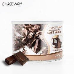 Хорошее качество 14oz шоколад мягкий воск Тин воскообразный антикоррозионный состав для удаления волос полос мастики для мужчин и женщин