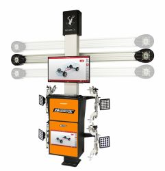 Equipamentos de Paralelismo Ferramentas de Reparação Automóvel Road Buck G681 3D de alta precisão