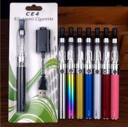 Venda por grosso EGO Ce4 650/900/1100mAh cigarro Eletrônico Ce4 Starter Kit Blister