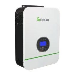 Growatt 24V 48V off Grid MPPT 3kw 5kw zonne-energie Frequentieregelaar beste prijs